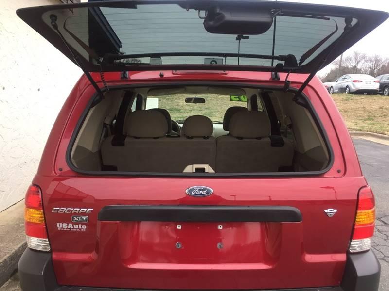 2005 Ford Escape AWD XLT 4dr SUV - Winston Salem NC