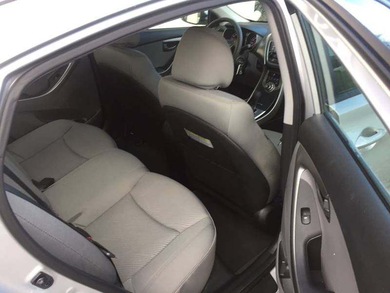 2013 Hyundai Elantra GLS 4dr Sedan - Winston Salem NC