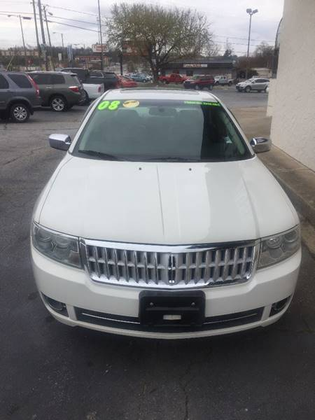 2008 Lincoln MKZ AWD 4dr Sedan - Winston Salem NC