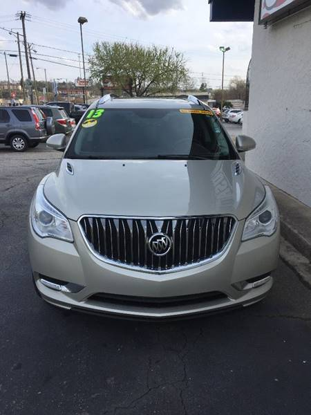 2013 Buick Enclave AWD Leather 4dr SUV - Winston Salem NC