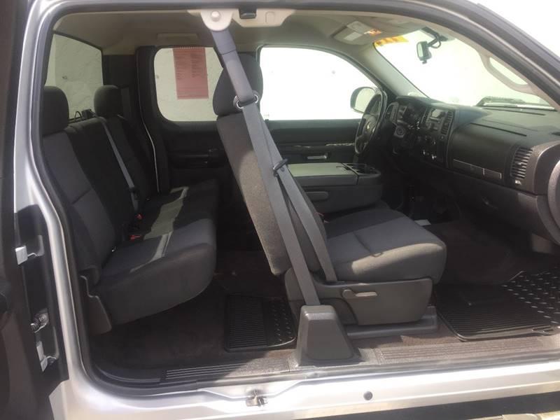 2011 Chevrolet Silverado 1500 4x4 LT 4dr Extended Cab 6.5 ft. SB - Winston Salem NC