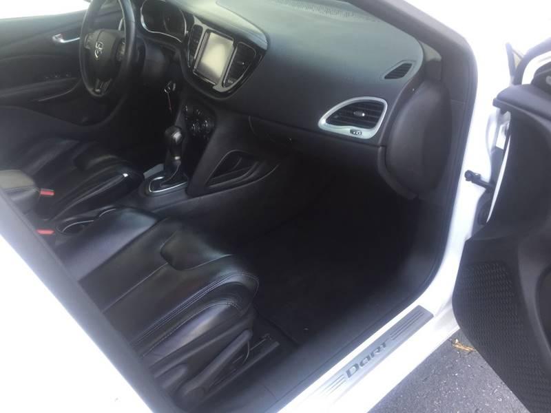 2013 Dodge Dart Limited 4dr Sedan - Winston Salem NC