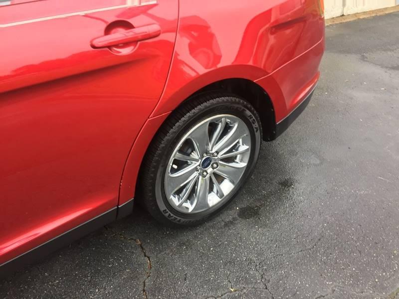 2010 Ford Taurus Limited 4dr Sedan - Winston Salem NC