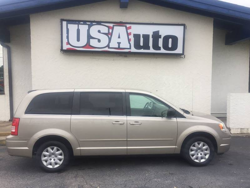 2009 Chrysler Town and Country LX Mini-Van 4dr - Winston Salem NC