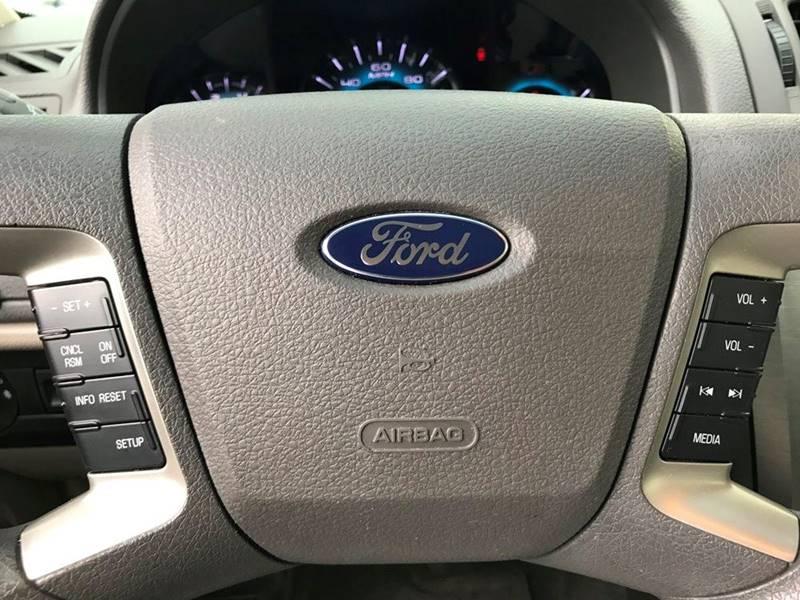 2012 Ford Fusion SE 4dr Sedan - Louisville KY