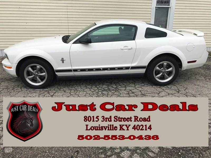2006 Ford Mustang V6 Premium 2dr Coupe - Louisville KY