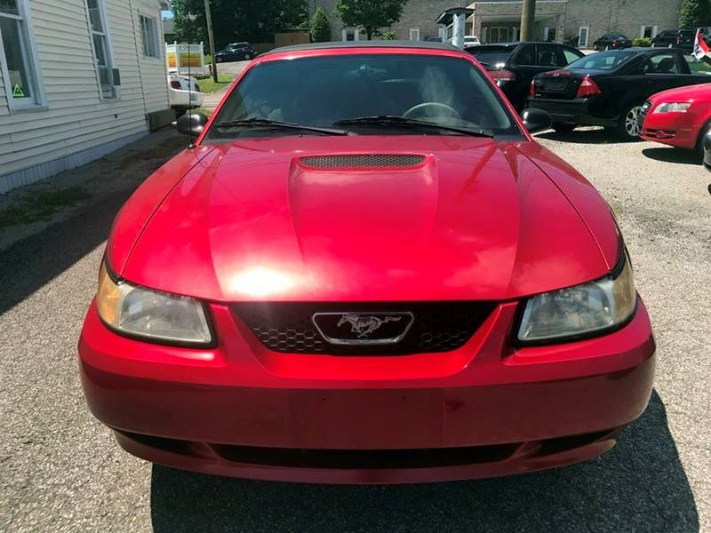2000 Ford Mustang 2dr Convertible - Louisville KY
