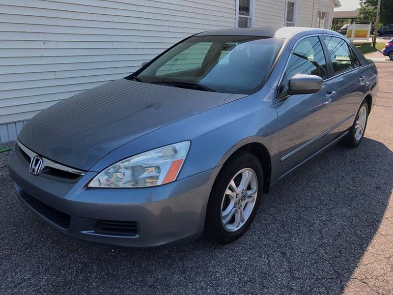 2007 Honda Accord Special Edition 4dr Sedan (2.4L I4 5M) - Louisville KY