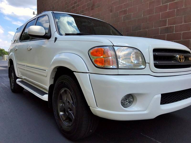 2002 Toyota Sequoia Limited 4WD 4dr SUV - Louisville KY