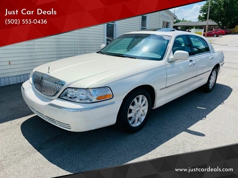 2007 Lincoln Town Car for sale in Louisville, KY