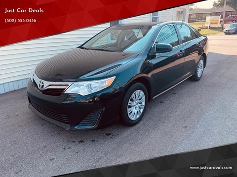 2012 Toyota Camry for sale in Louisville, KY