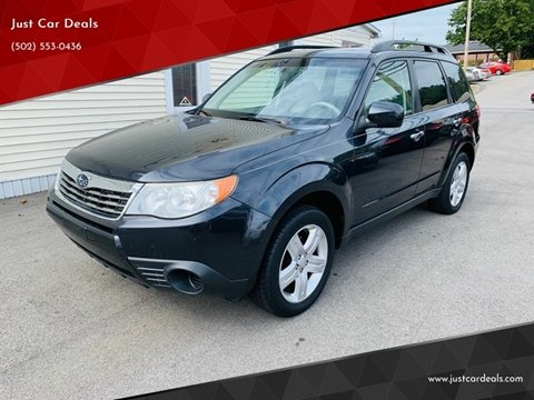 2009 Subaru Forester for sale in Louisville, KY