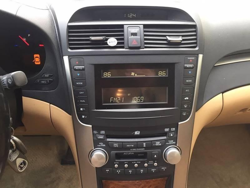 2005 Acura TL 3.2 4dr Sedan - Louisville KY