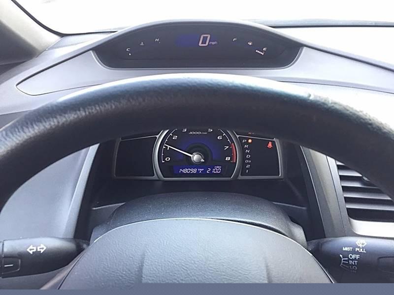 2008 Honda Civic LX 4dr Sedan 5A - Louisville KY