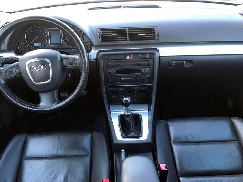 2006 Audi A4 2.0T 4dr Sedan w/Manual - Louisville KY