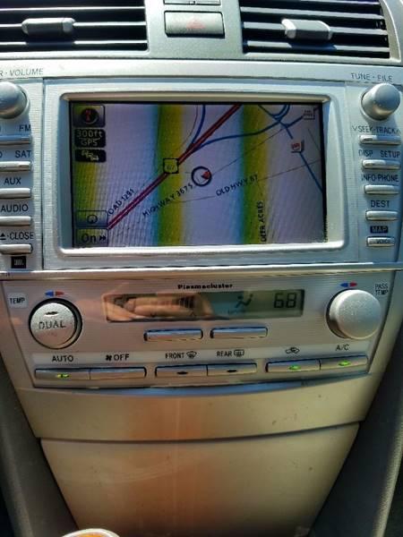 2011 Toyota Camry XLE V6 4dr Sedan 6A - Cabot AR