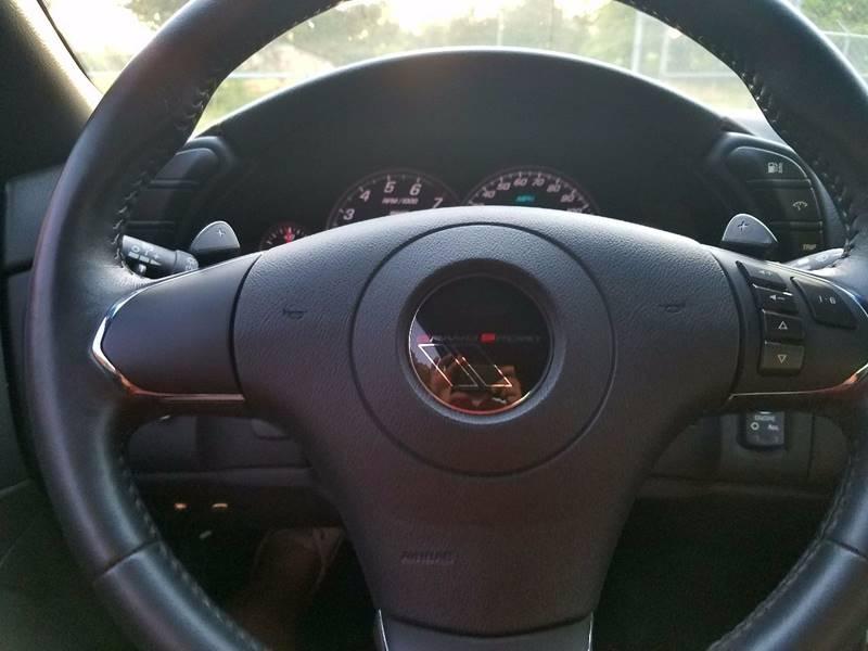 2013 Chevrolet Corvette Z16 Grand Sport 2dr Coupe w/1LT - Cabot AR