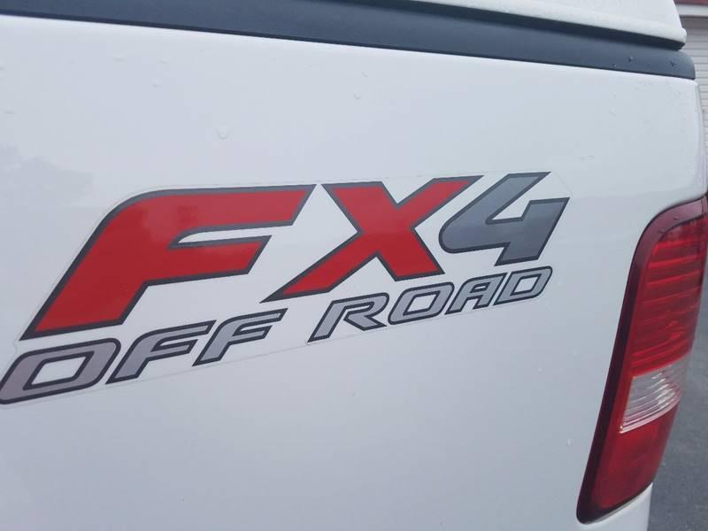 2008 Ford F-150 4x4 FX4 4dr SuperCrew Styleside 5.5 ft. SB - Cabot AR