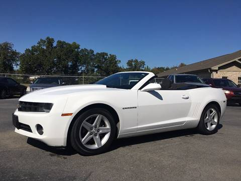 2012 Chevrolet Camaro for sale in Cabot, AR