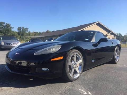 2007 Chevrolet Corvette for sale in Cabot, AR