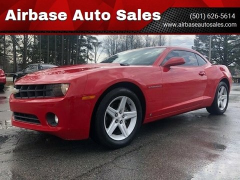 2010 Chevrolet Camaro for sale in Cabot, AR