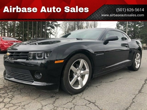 2015 Chevrolet Camaro for sale in Cabot, AR
