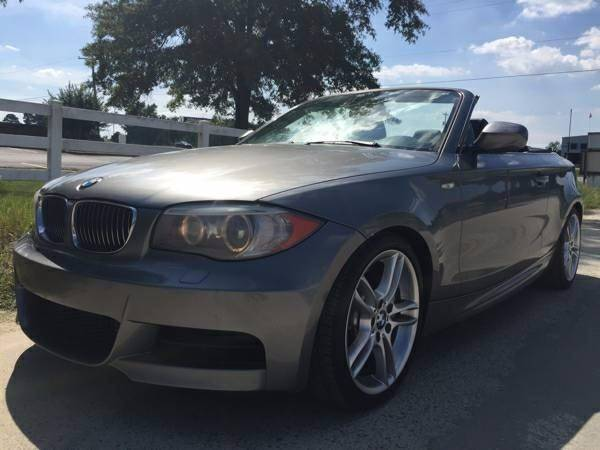 2012 BMW 1 Series 135i 2dr Convertible - Cabot AR