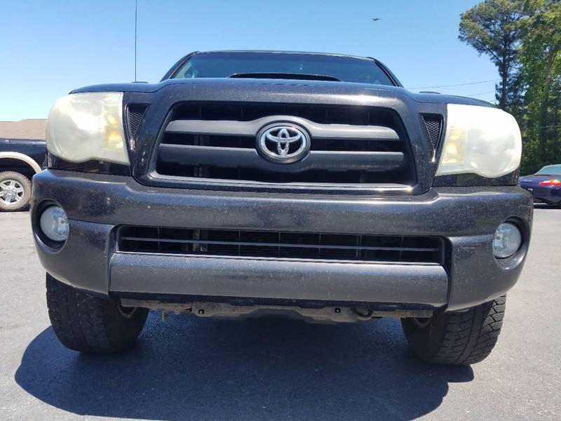 2005 Toyota Tacoma 4dr Double Cab PreRunner V6 Rwd SB - Cabot AR
