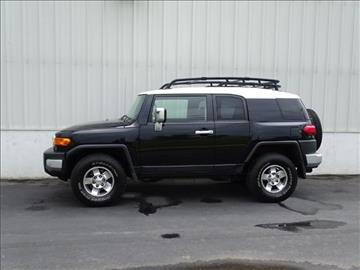 2008 Toyota FJ Cruiser for sale in Columbus, OH