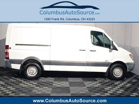 2012 Freightliner Sprinter Cargo for sale in Columbus, OH