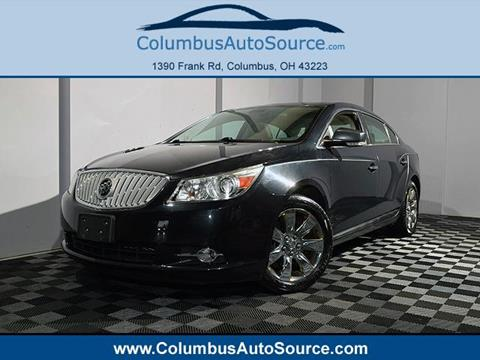 2011 Buick LaCrosse for sale in Columbus, OH