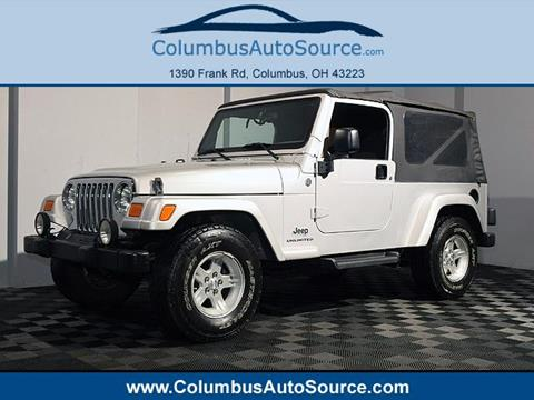 2005 Jeep Wrangler for sale in Columbus, OH