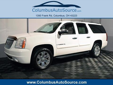 2008 GMC Yukon XL for sale in Columbus, OH