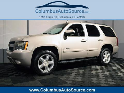 2008 Chevrolet Tahoe for sale in Columbus, OH
