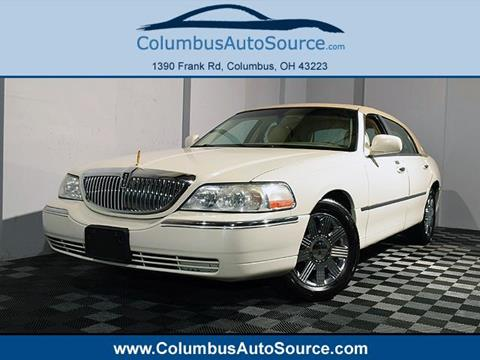 2004 Lincoln Town Car for sale in Columbus, OH