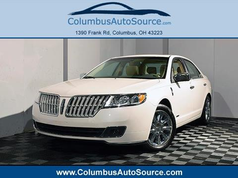 2012 Lincoln MKZ Hybrid for sale in Columbus, OH