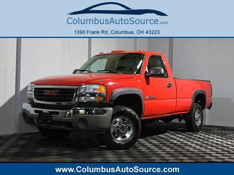 2006 GMC Sierra 2500HD for sale in Columbus, OH