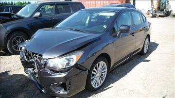 2012 Subaru Impreza for sale in Weston, WI