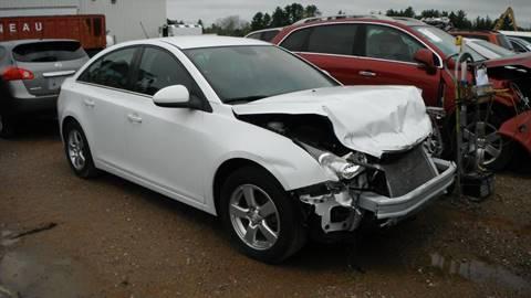 2015 Chevrolet Cruze for sale in Weston, WI