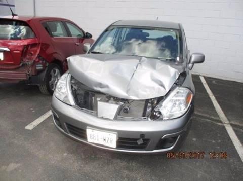 2009 Nissan Versa for sale in Weston, WI
