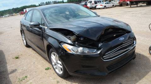 2013 Ford Fusion for sale in Weston, WI