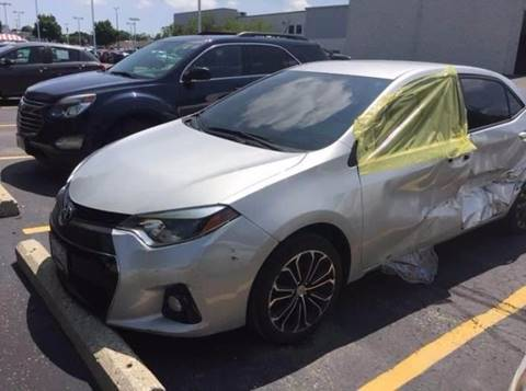 2015 Toyota Corolla for sale in Weston, WI