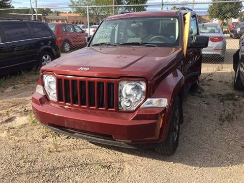 2008 Jeep Liberty for sale in Weston, WI
