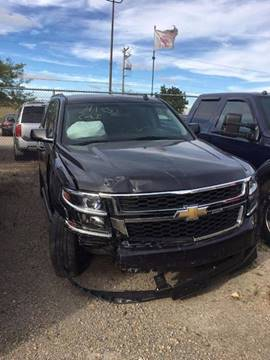 2015 Chevrolet Tahoe for sale in Weston, WI