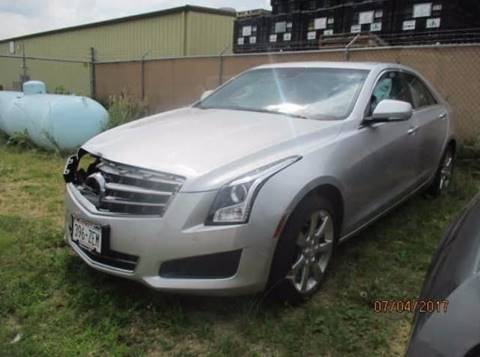 2014 Cadillac ATS for sale in Weston, WI