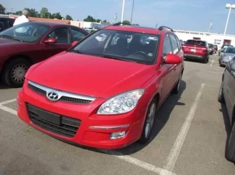 2010 Hyundai Elantra Touring for sale in Weston, WI