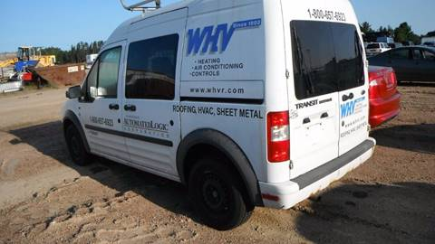 2010 Ford Transit Connect for sale in Weston, WI