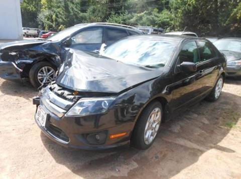 2011 Ford Fusion for sale in Weston, WI
