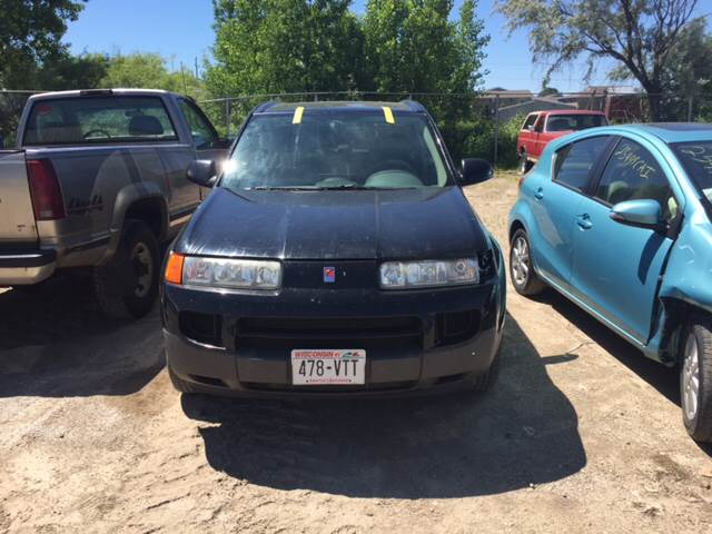 2003 Saturn Vue for sale at CousineauCrashed.com in Weston WI