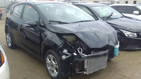 2014 Ford Fiesta for sale in Weston, WI